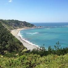 Playa Vallina - Cudillero