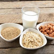 8 recetas de leches vegetales