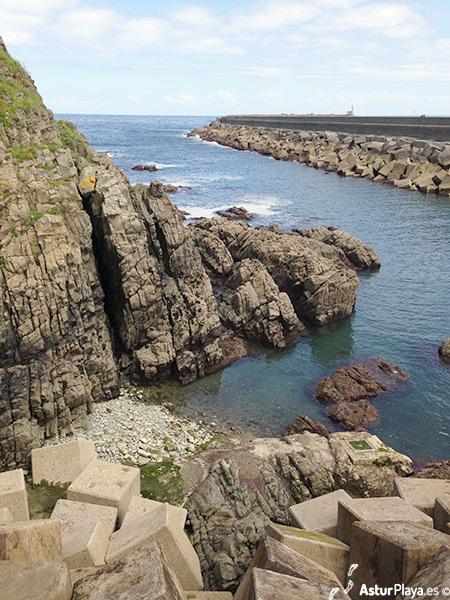 La Guardada Beach Muros De Nalon