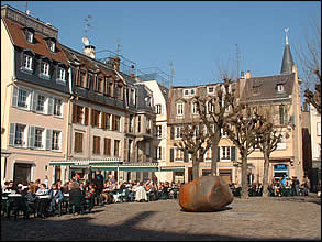 Place du Marché Gayot