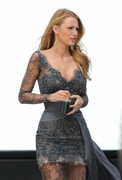 Gossip Girl 4 Serena Van Der Woodsen New Pics L 1