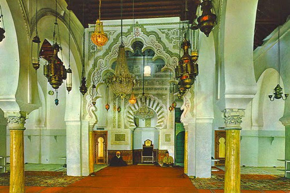 Mezquita de Tremecén