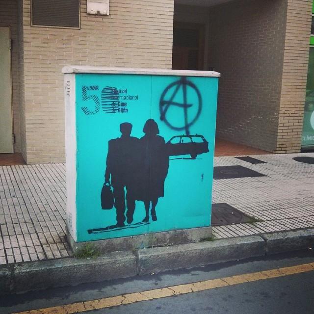 Decorando La Ciudad Ficx Gijon Streetart Arteenlacalle