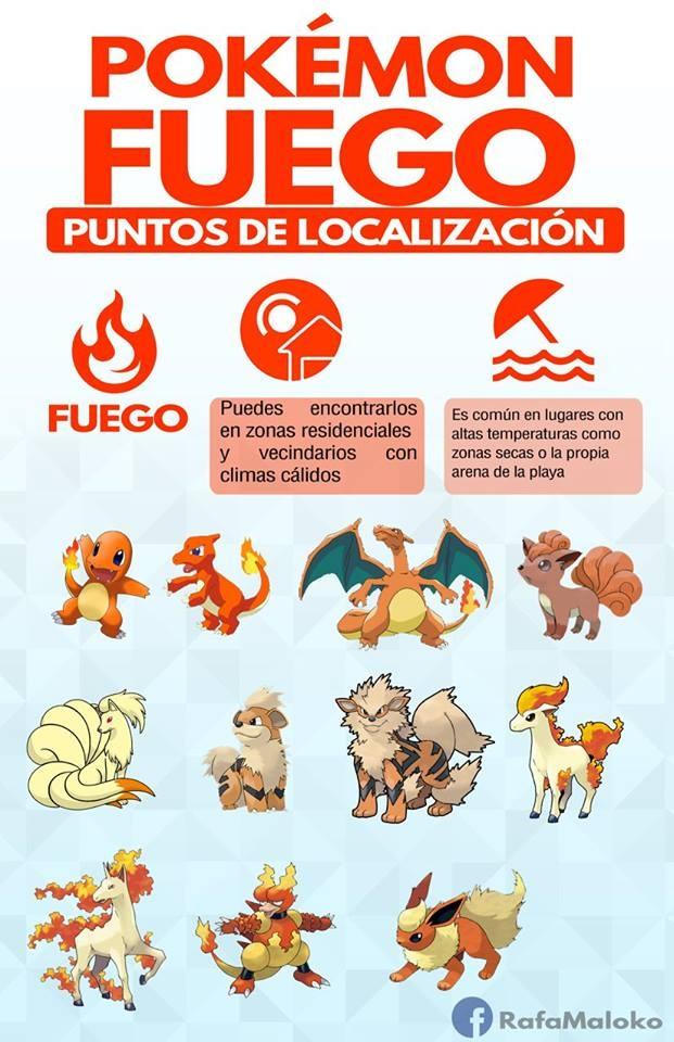 Pokemon Fuego