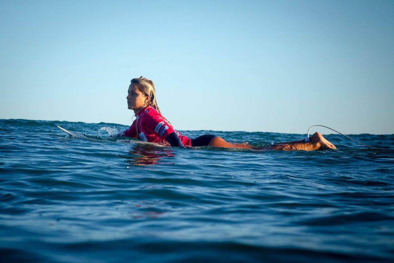 Lucia Martino Surf De Competicion