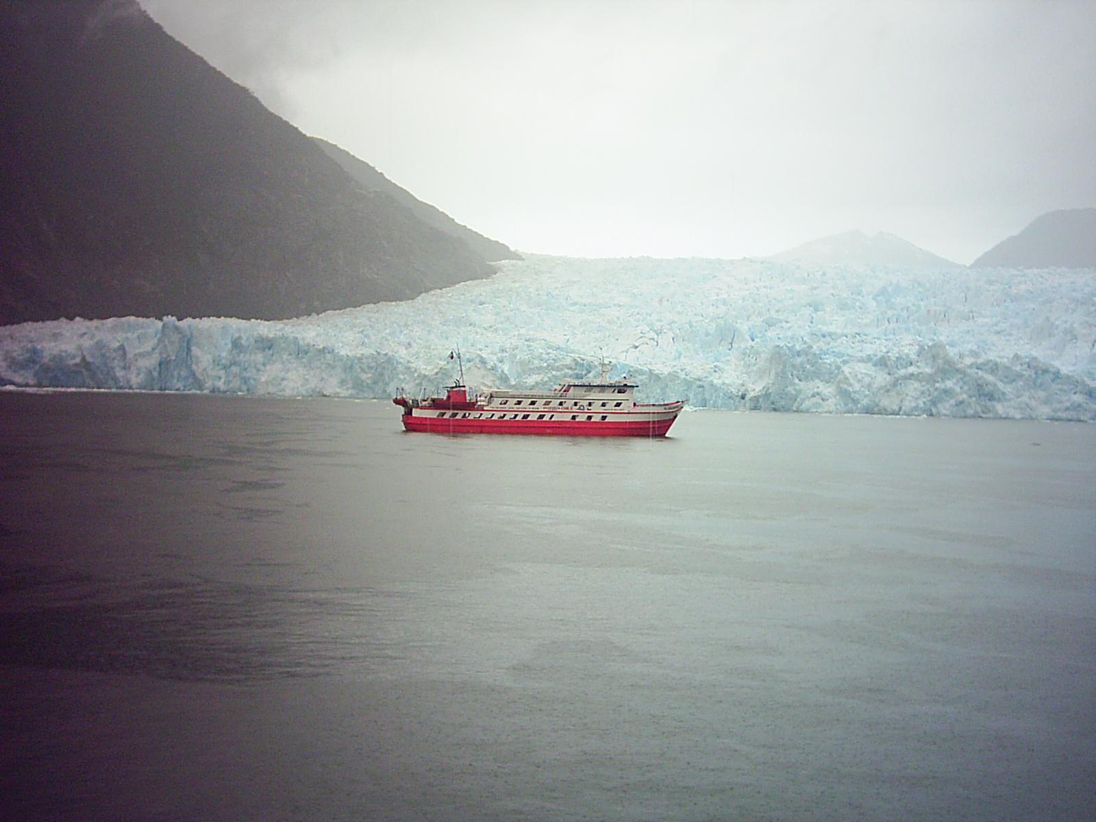 El ferry Skorpios