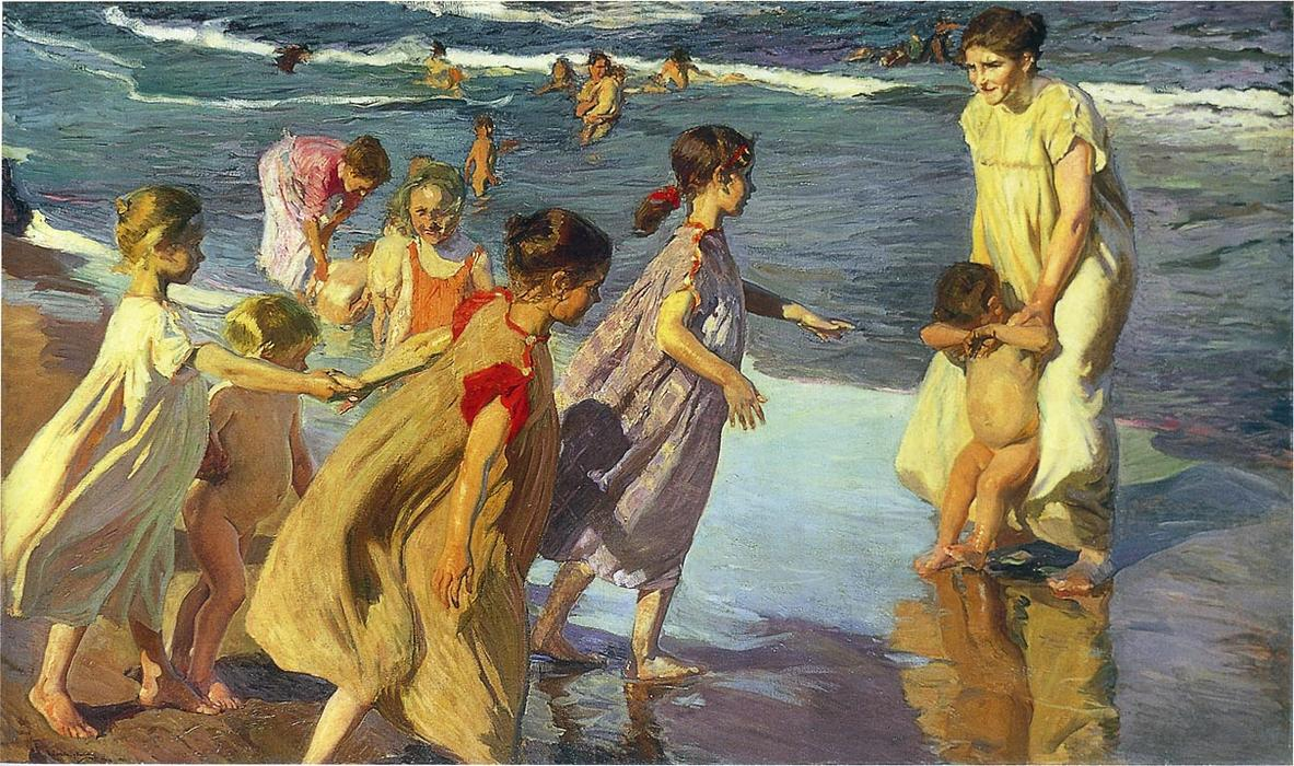 Joaquin Sorolla Y Bastida Summer