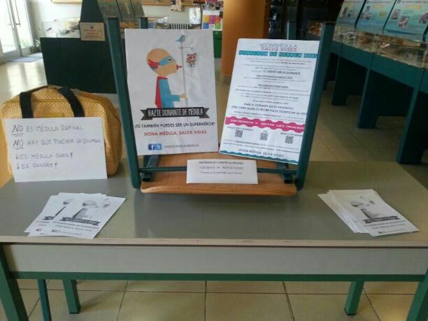6 de mayo de 2014 - Jornada Informativa en las universidades