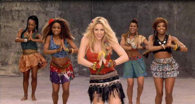 Shakira Waka Ok