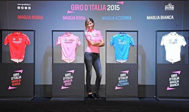Presentados Los Maillots Del Giro De Italia 2015