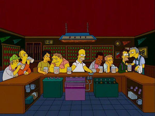 Supper Simpsons Jpg