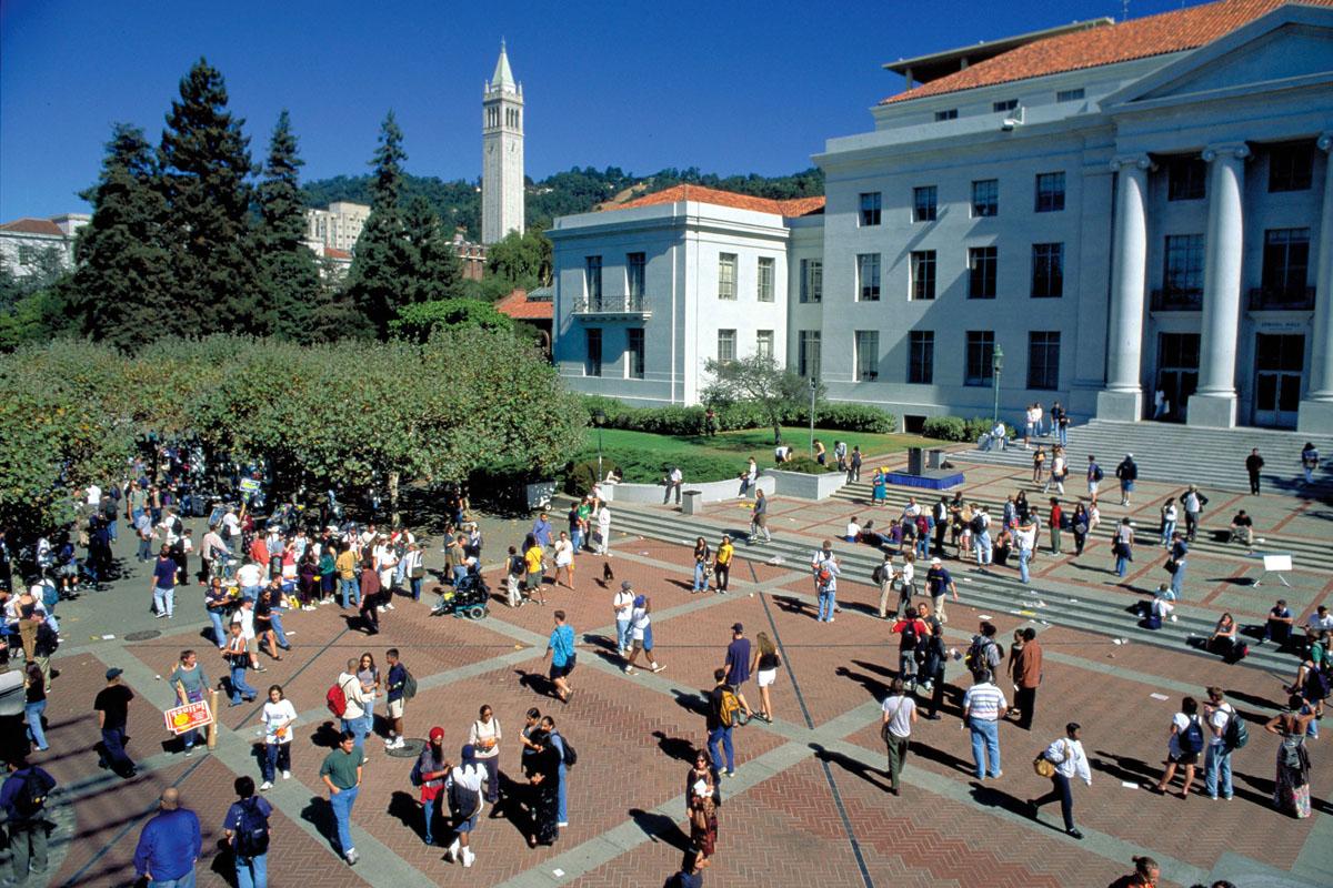 4. Universidad California Berkeley