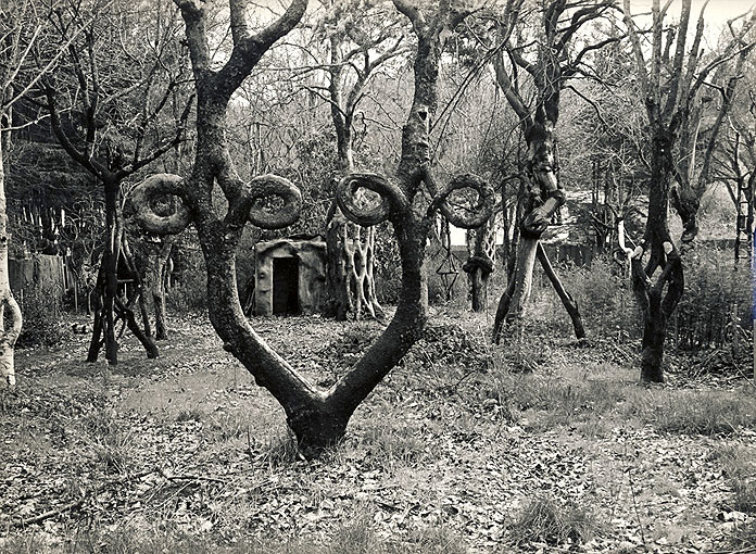 Axel Erlandson Circus Trees