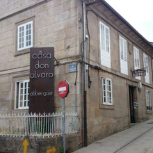 Albergue Don Álvaro