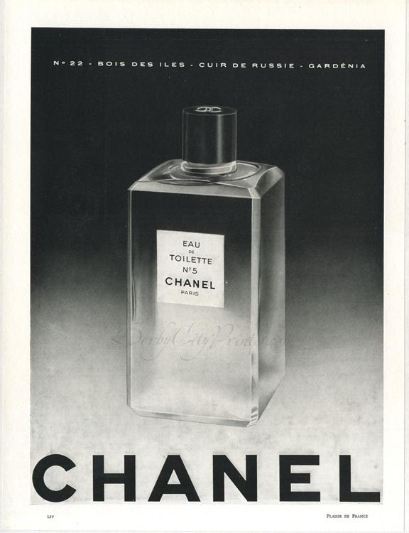 Chanel N5 1950