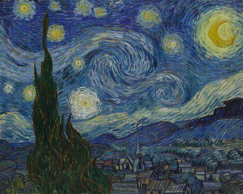 """""""La nuit étoilée"""""""