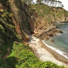 Playa de El Figus - Tapia de Casariego
