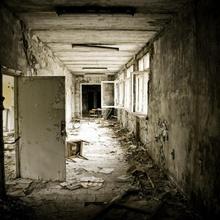 Pripyat, la ciudad fantasma