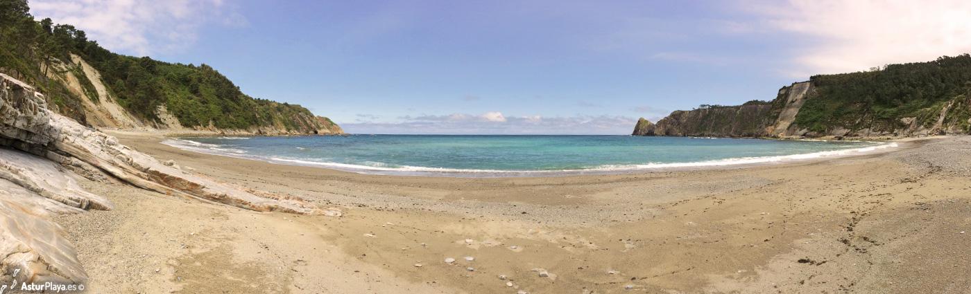 Oleiros Beach Cudillero Asturias2