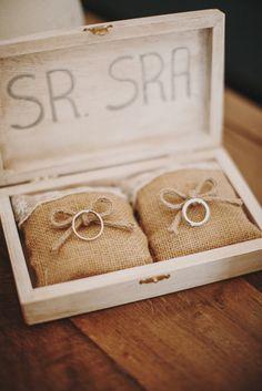 Foto de los anillos