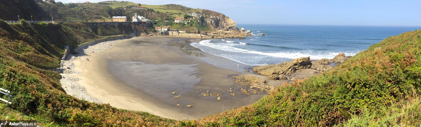 Arnao Beach Castrillon Asturias3