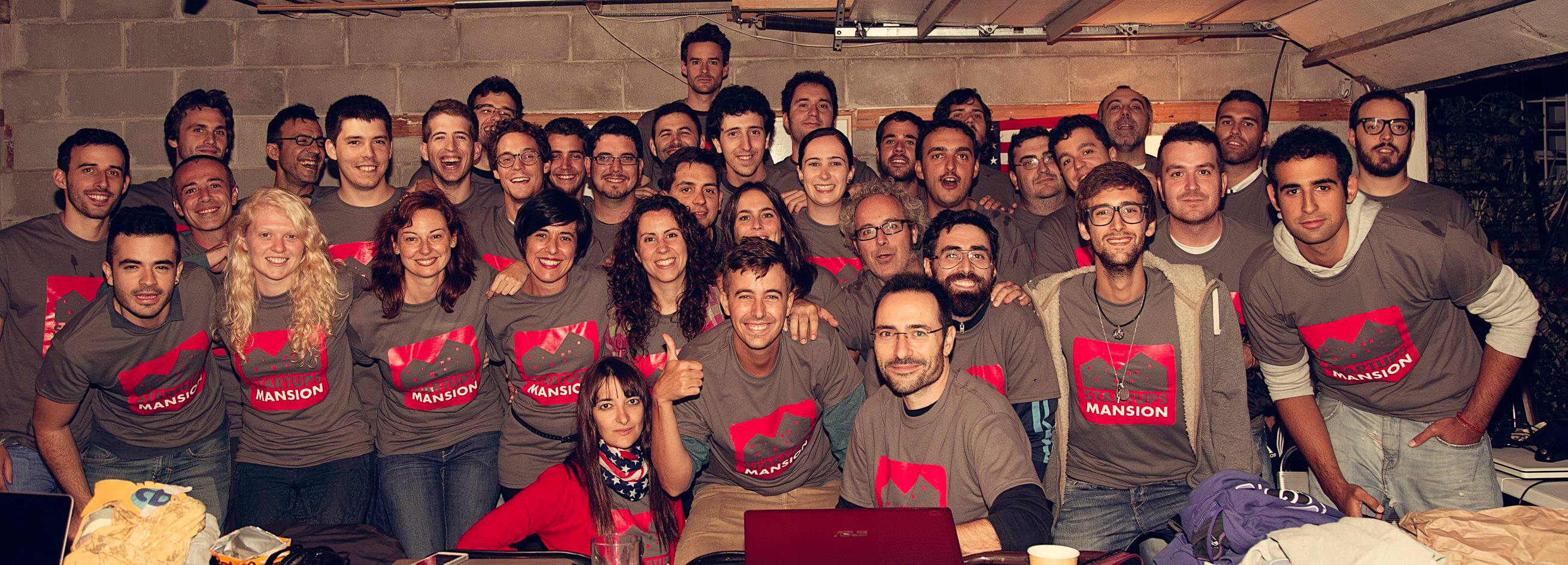 Startupsmansion Emprendedores Garaje Brooklyn Ny