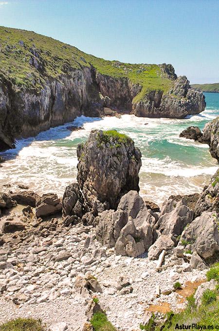 Playa de La Capilla