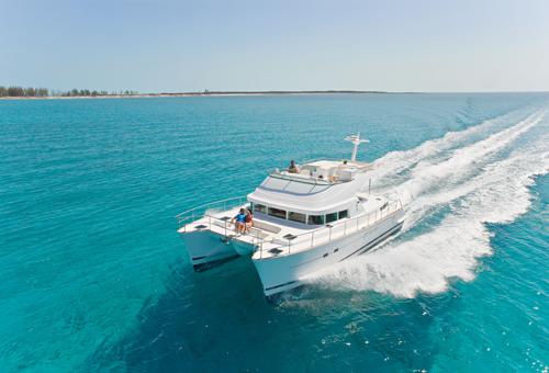 Yanpy Post 51 Catamaran Lagoon Power 44 Palma Mallorca