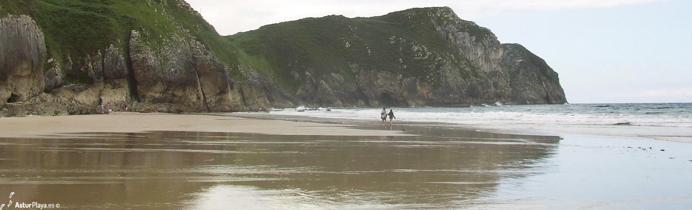 Vidiago Beach Llanes Asturias2