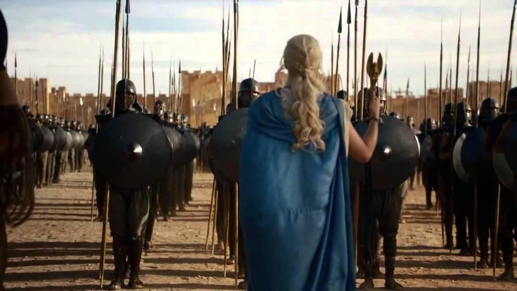 Daenerys Targaryen 08