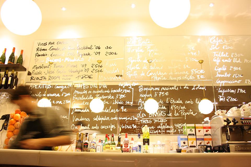 La Pepita Restaurante En Barcelona