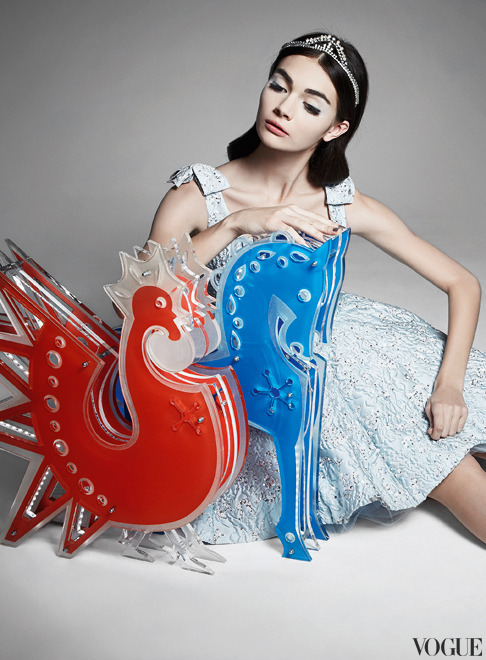 Toy Story Antonina Vasylchenko Danil Golovkin Vogue Russia Dec 2012 4 Jpg