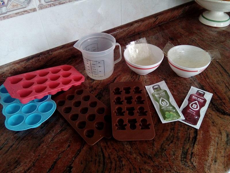 Gominolas Bolero Wolfnutrition Beqbe Ingredientes