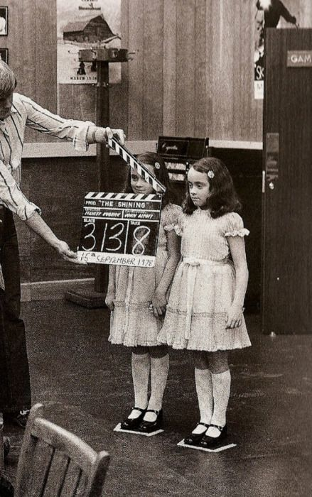Behind The Scenes Of The Shining