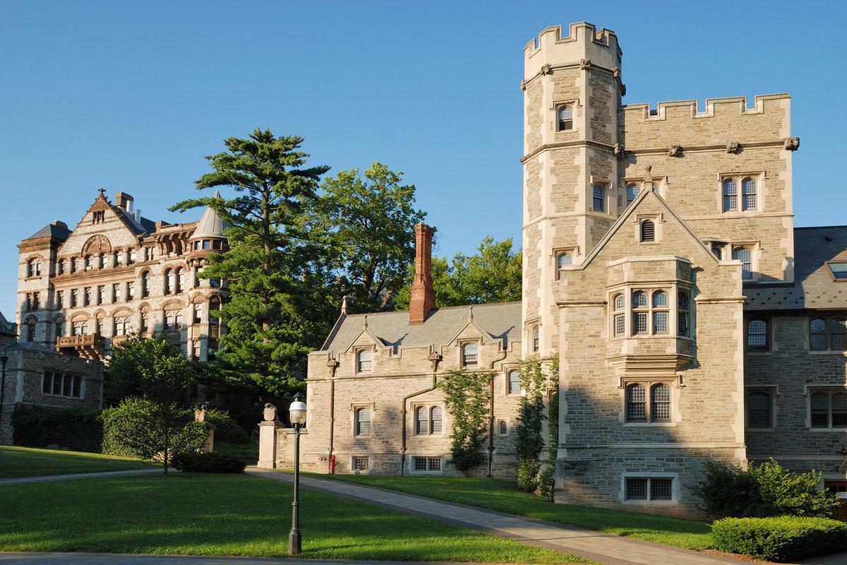 6. Universidad de Princeton