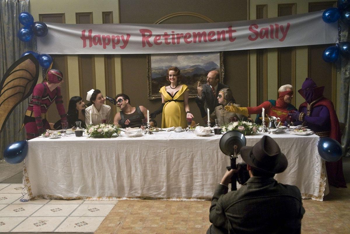 Supper Minutemen