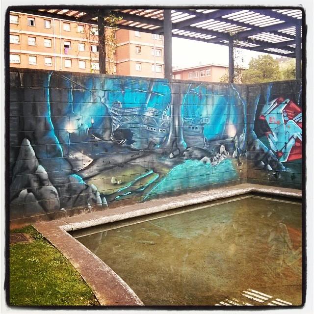 Streetart Arteenlacalle En La Calzada Gijon Asturias