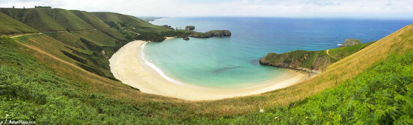 Torimbia Beach Llanes Mainpic