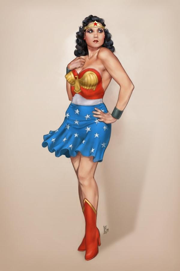 Wonder Woman - beqbe.com