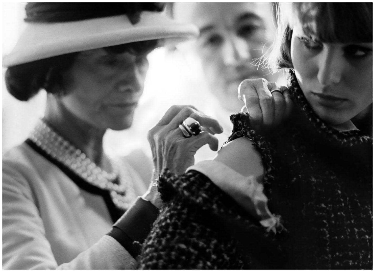 Coco Chanel Photo Douglas Kirkland B