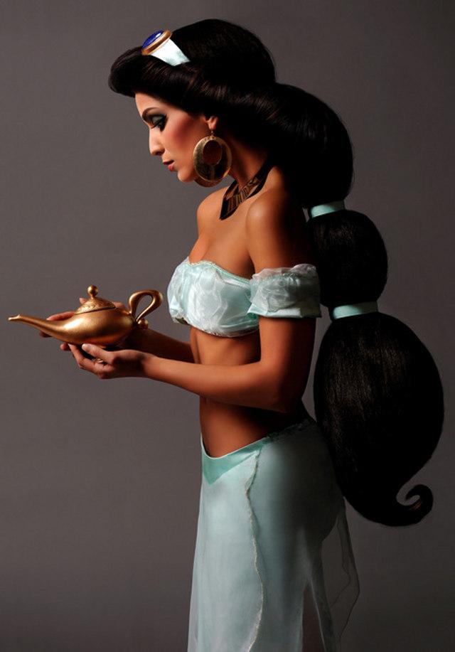 Princesas Disney Reales 1 Jpg