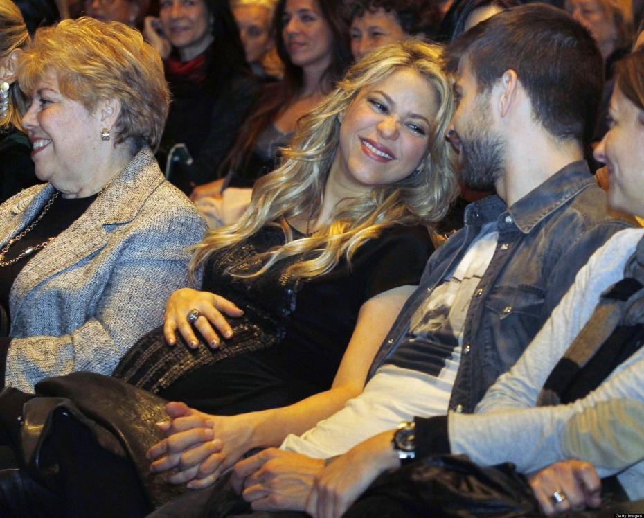 Shakira Y Pique Juntos Antes De Nacer Su