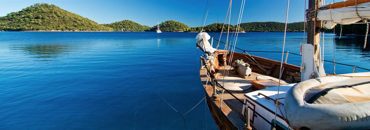 Yanpy Post 146 Sailing Pakleni Islands Croatia