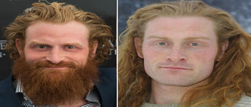 Kristofer Hivju Actores Jovenes Got
