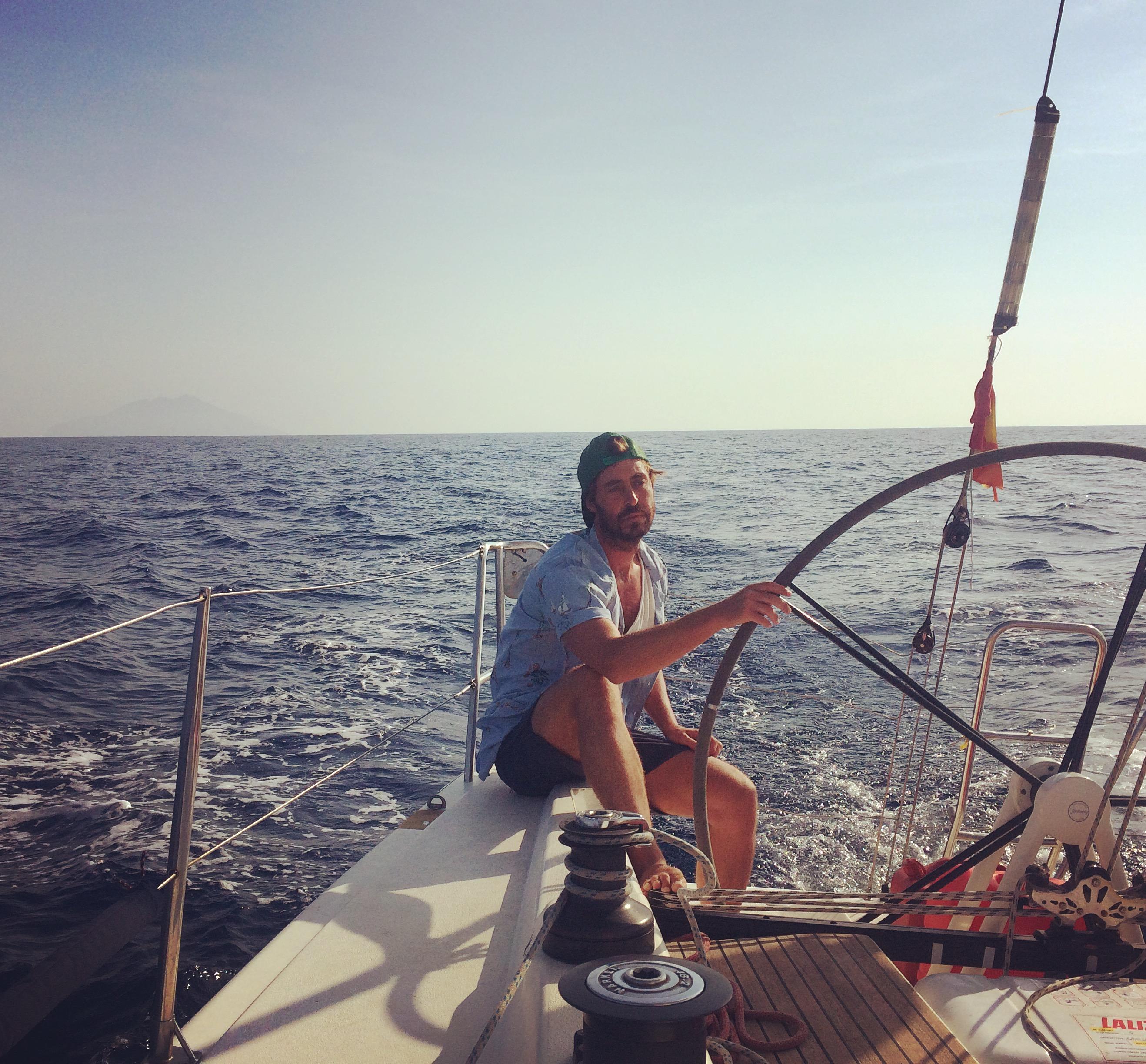 Yanpy Post 154 Sailing Trip Minorca Scarlino Tuscani
