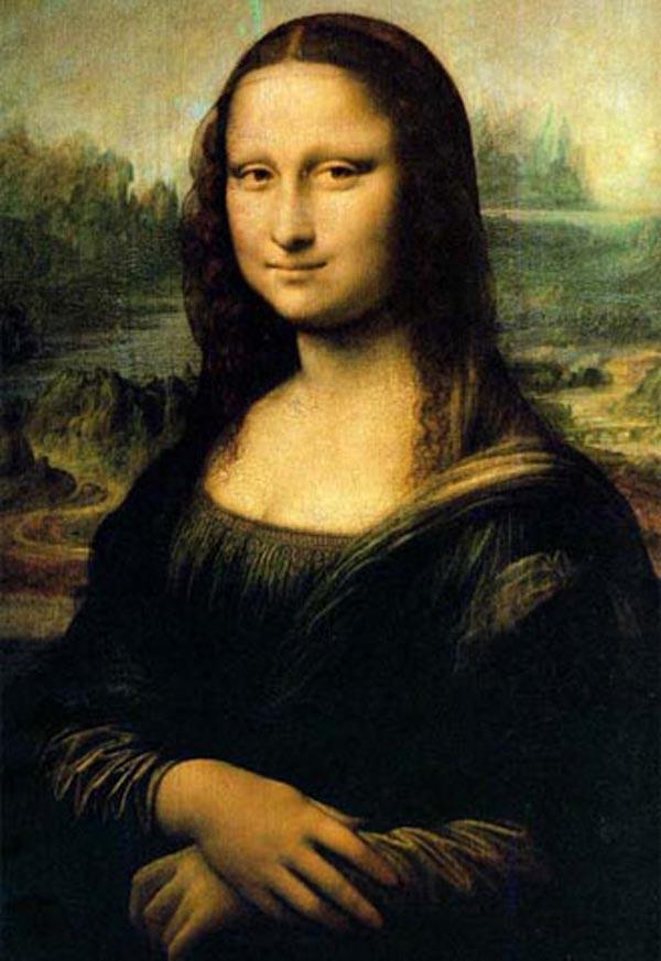 La Gioconda, de Leonardo da Vinci, en el Louvre desde 1797