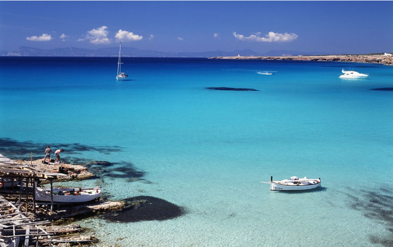 Yanpy Post 124 Yacht Charter Formentera