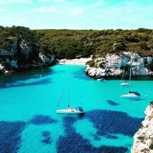 Yanpy Post 17 Menorca