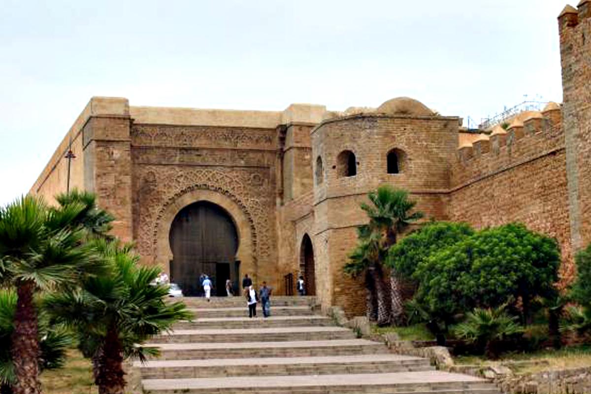 Kasbah of the Udayas