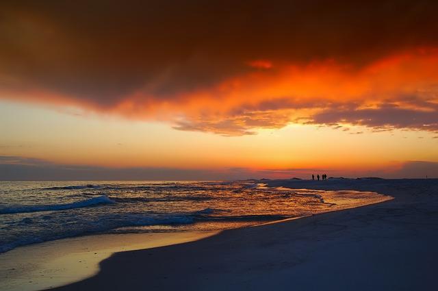 Playa de Florida - tpsdave (pixabay)